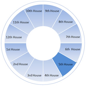 The Fifth House Wheel