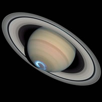 Saturn - NASA Photo